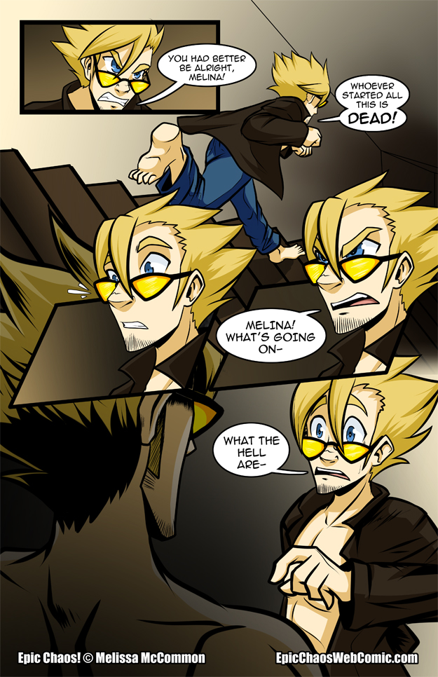 Epic Chaos! Chapter 1 Page 4