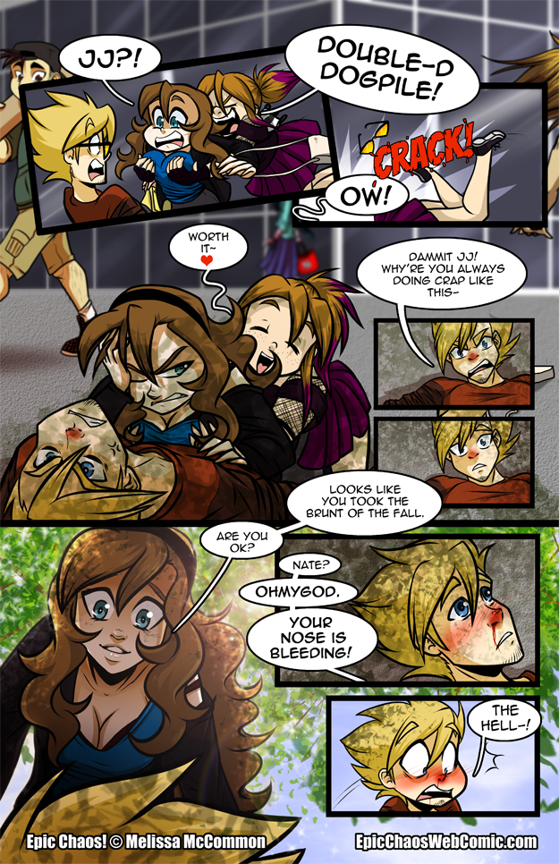 Epic Chaos! Chapter 1 Page 11