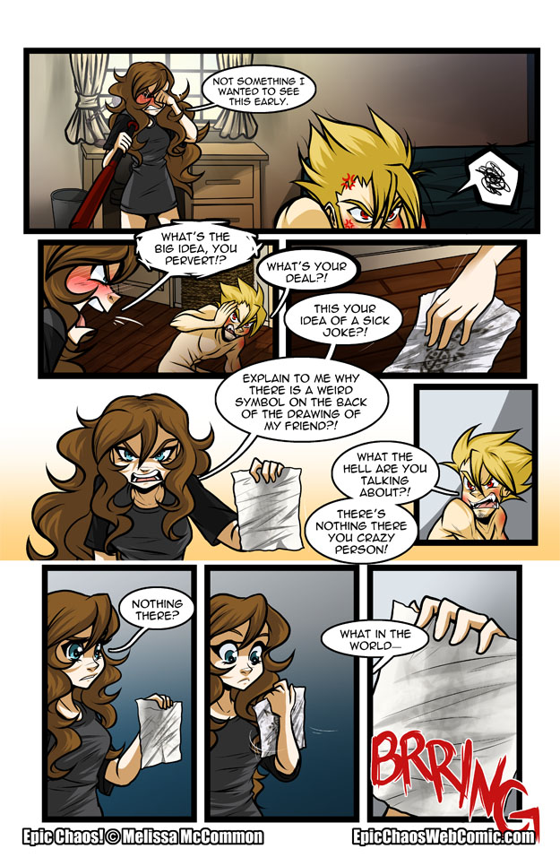 Epic Chaos! Chapter 2 Page 21